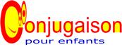Conjugaison pour enfants. Jeux de conjugaison. Jeux sur les verbes.